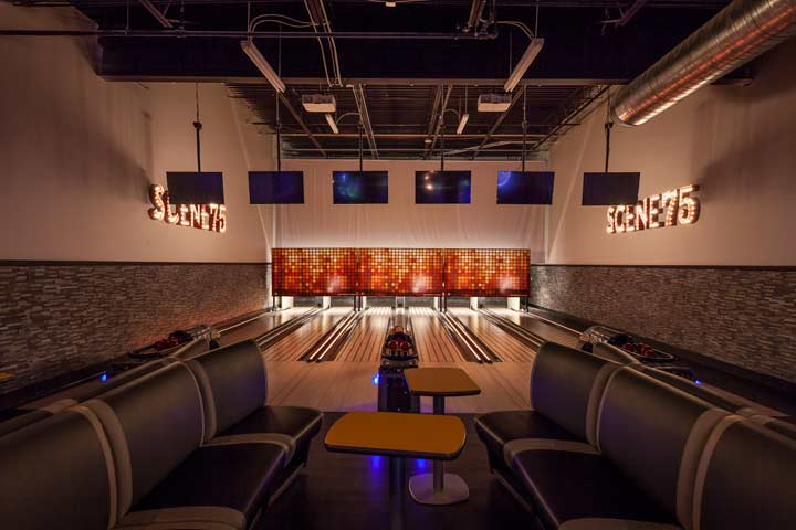 private company bowling events