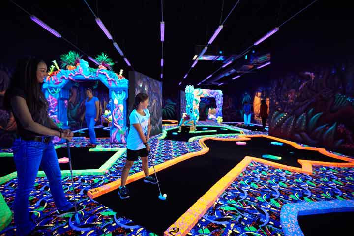 Dayton Indoor Mini-Golf