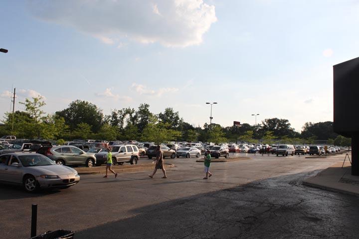 Scene75 Parking Lot