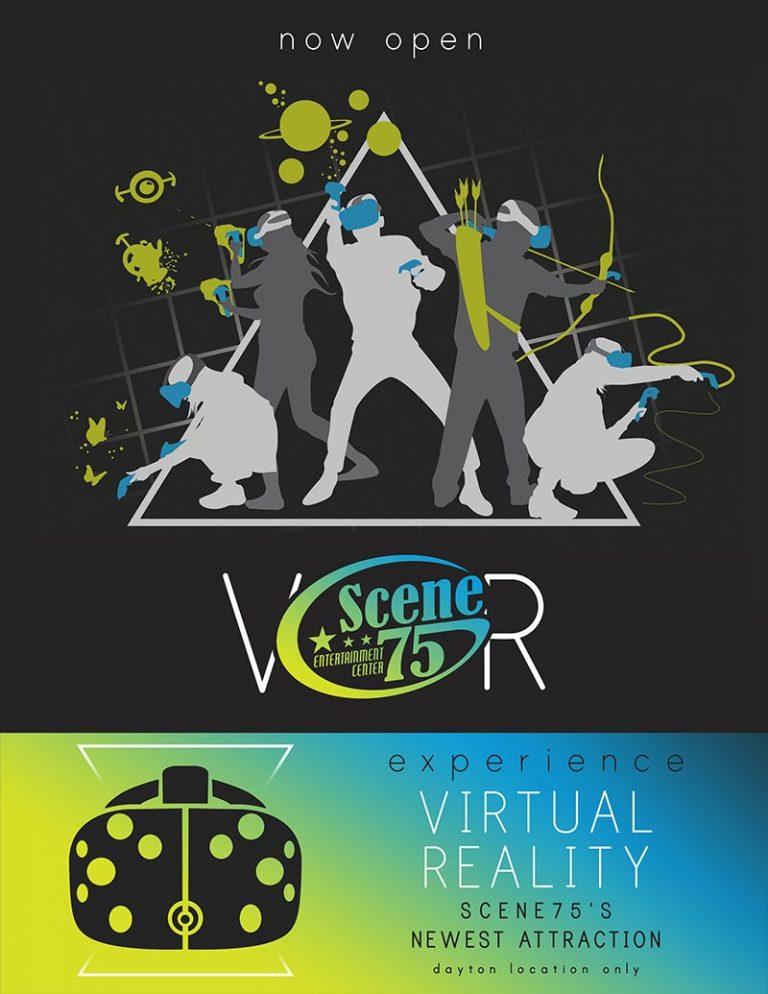 Scene75 VR Flyer