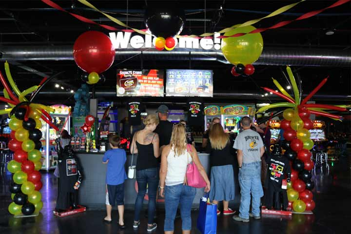 Go Karts Cleveland >> About Scene75 Cincinnati | Scene75 Entertainment Centers