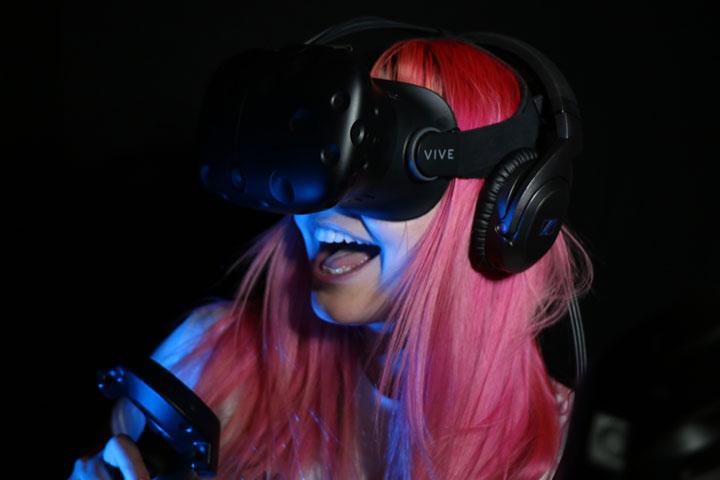 Virtual Reality Gaming in Dayton