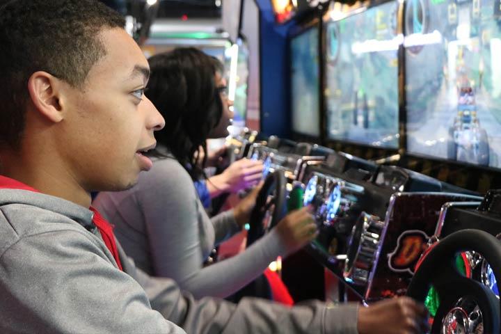Arcade Games in Cincinnati