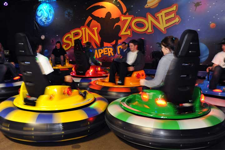 Select Cars Of Cleveland >> Spin Zone Bumper Cars - Scene75 Dayton