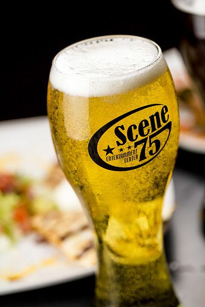 Beer 22oz at Scene75 Cleveland