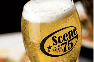 Beer at Scene75