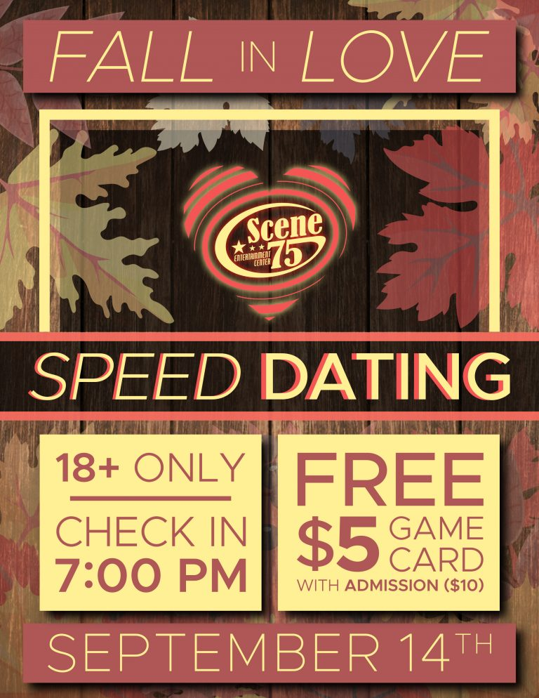 Scene 75 dayton ohio speed dating